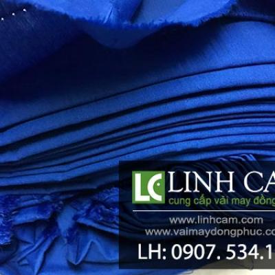 Giao hàng vải kate màu đoàn cho khách ở Cần Đước